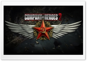 Company Of Heroes 2 HD Wide Wallpaper for Widescreen