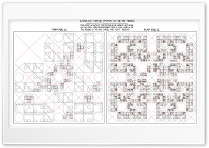 Complete Map Of Optimal Tic Tac Toe Moves HD Wide Wallpaper for Widescreen