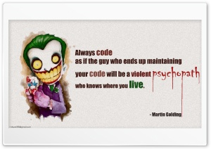 Computer Quotes Funny HD Wide Wallpaper for 4K UHD Widescreen desktop & smartphone