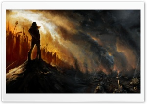 Conan HD Wide Wallpaper for Widescreen
