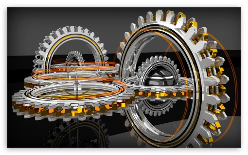Concentric Gears HD wallpaper for Wide 5:3 Widescreen WGA ; HD 16:9 High Definition WQHD QWXGA 1080p 900p 720p QHD nHD ; UHD 16:9 WQHD QWXGA 1080p 900p 720p QHD nHD ; Mobile 5:3 16:9 - WGA WQHD QWXGA 1080p 900p 720p QHD nHD ;