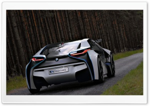 Concept Car BMW HD Wide Wallpaper for Widescreen