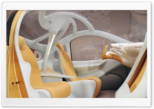 Concept Car Interior 1 HD Wide Wallpaper for Widescreen
