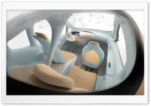 Concept Car Interior 3 HD Wide Wallpaper for Widescreen