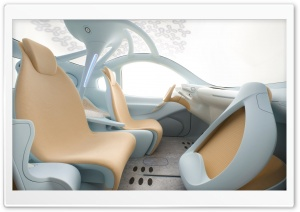 Concept Car Interior 4 HD Wide Wallpaper for Widescreen