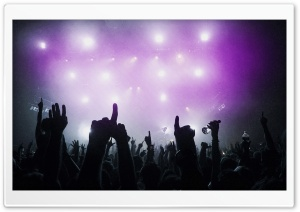 Concert HD Wide Wallpaper for Widescreen