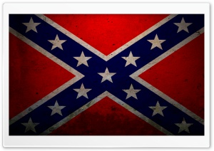 Confederate Flag HD Wide Wallpaper for Widescreen