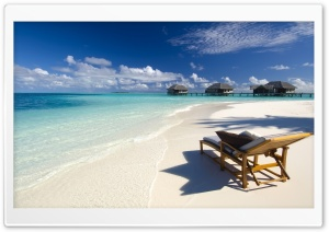 Conrad Maldives Rangali Island HD Wide Wallpaper for Widescreen