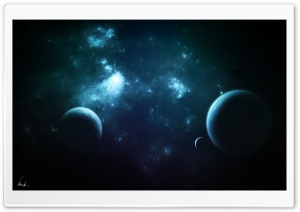 Constellation Of Planets HD Wide Wallpaper for Widescreen