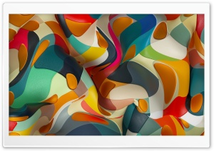Contemporary Abstract Design Ultra HD Wallpaper for 4K UHD Widescreen desktop, tablet & smartphone