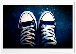 Converse HD Wide Wallpaper for Widescreen