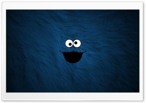 Cookie Monster Background HD Wide Wallpaper for 4K UHD Widescreen desktop & smartphone
