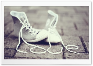 Cool Sneakers HD Wide Wallpaper for Widescreen