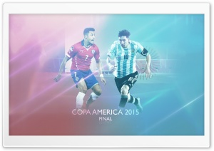 Copa America 2015 HD Wide Wallpaper for Widescreen
