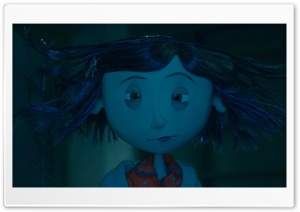 Coraline HD Wide Wallpaper for Widescreen