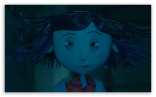 Coraline UltraHD Wallpaper for Wide 5:3 Widescreen WGA ; 8K UHD TV 16:9 Ultra High Definition 2160p 1440p 1080p 900p 720p ; Mobile 5:3 16:9 - WGA 2160p 1440p 1080p 900p 720p ;