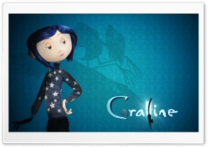 Coraline Jones Coraline Ultra HD Wallpaper for 4K UHD Widescreen desktop, tablet & smartphone