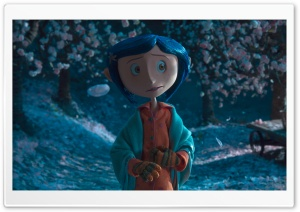 Coraline Scenes HD Wide Wallpaper for Widescreen