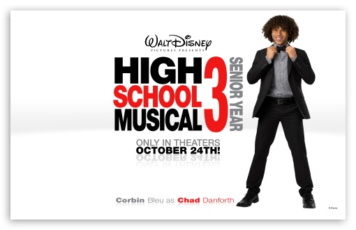 Corbin Bleu As Chad Danforth High School Musical HD wallpaper for Wide 16:10 5:3 Widescreen WHXGA WQXGA WUXGA WXGA WGA ; Standard 4:3 5:4 3:2 Fullscreen UXGA XGA SVGA QSXGA SXGA DVGA HVGA HQVGA devices ( Apple PowerBook G4 iPhone 4 3G 3GS iPod Touch ) ; iPad 1/2/Mini ; Mobile 4:3 5:3 3:2 5:4 - UXGA XGA SVGA WGA DVGA HVGA HQVGA devices ( Apple PowerBook G4 iPhone 4 3G 3GS iPod Touch ) QSXGA SXGA ;