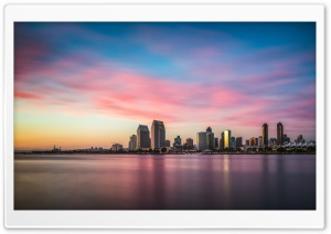 Coronado Skyline HD Wide Wallpaper for Widescreen