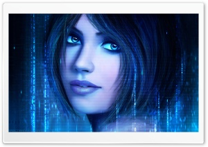 Cortana Windows HD Wide Wallpaper for 4K UHD Widescreen desktop & smartphone