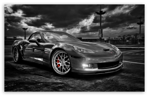 Corvette HD desktop wallpaper : Widescreen : High Definition ...