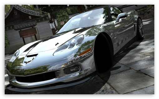 Corvette ZR1 Chrome HD wallpaper for Wide 5:3 Widescreen WGA ; HD 16:9 High Definition WQHD QWXGA 1080p 900p 720p QHD nHD ; UHD 16:9 WQHD QWXGA 1080p 900p 720p QHD nHD ; Mobile 5:3 16:9 - WGA WQHD QWXGA 1080p 900p 720p QHD nHD ;
