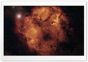 Cosmic Clouds HD Wide Wallpaper for Widescreen