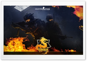 Counter Strike Global Offensive - Operation Wildfire HD Wide Wallpaper for Widescreen