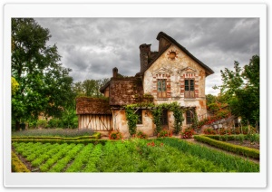 Country House HD Wide Wallpaper for Widescreen