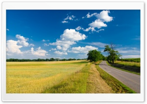 Country Road Ultra HD Wallpaper for 4K UHD Widescreen desktop, tablet & smartphone
