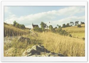 Countryside Chapel Ultra HD Wallpaper for 4K UHD Widescreen desktop, tablet & smartphone