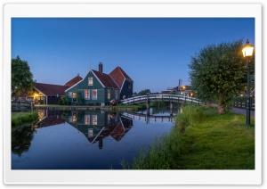 Countryside, Zaandam, Netherlands Ultra HD Wallpaper for 4K UHD Widescreen desktop, tablet & smartphone
