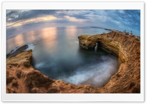 Cove HD Wide Wallpaper for Widescreen