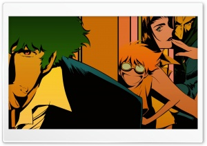 Cowboy Bebop HD Wide Wallpaper for 4K UHD Widescreen desktop & smartphone