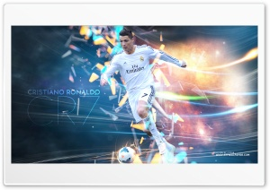 CR7 HD Wide Wallpaper for Widescreen