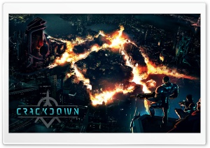 Crackdown 2014 HD Wide Wallpaper for 4K UHD Widescreen desktop & smartphone