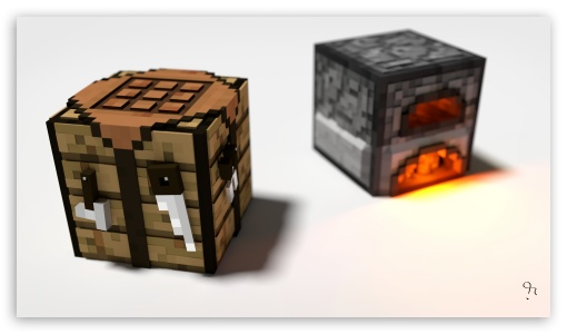 Crafting Table and Furnace ❤ 4K UHD Wallpaper for 4K UHD 16:9 Ultra High Definition 2160p 1440p 1080p 900p 720p ; UHD 16:9 2160p 1440p 1080p 900p 720p ; Mobile 16:9 - 2160p 1440p 1080p 900p 720p ;