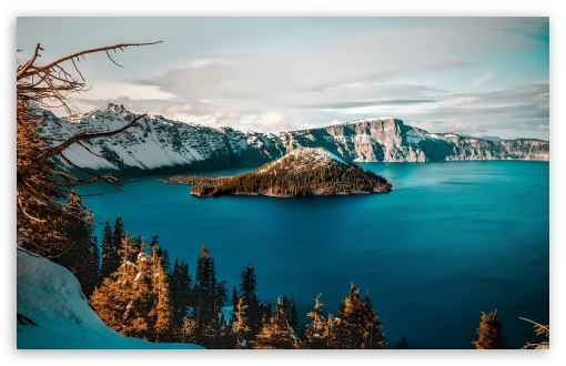 Crater Lake, Wizard Island HD wallpaper for Wide 16:10 5:3 Widescreen WHXGA WQXGA WUXGA WXGA WGA ; HD 16:9 High Definition WQHD QWXGA 1080p 900p 720p QHD nHD ; Standard 4:3 5:4 3:2 Fullscreen UXGA XGA SVGA QSXGA SXGA DVGA HVGA HQVGA devices ( Apple PowerBook G4 iPhone 4 3G 3GS iPod Touch ) ; Smartphone 16:9 3:2 5:3 WQHD QWXGA 1080p 900p 720p QHD nHD DVGA HVGA HQVGA devices ( Apple PowerBook G4 iPhone 4 3G 3GS iPod Touch ) WGA ; Tablet 1:1 ; iPad 1/2/Mini ; Mobile 4:3 5:3 3:2 16:9 5:4 - UXGA XGA SVGA WGA DVGA HVGA HQVGA devices ( Apple PowerBook G4 iPhone 4 3G 3GS iPod Touch ) WQHD QWXGA 1080p 900p 720p QHD nHD QSXGA SXGA ;