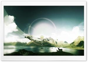 Creative Landscape HD Wide Wallpaper for Widescreen