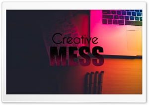 CREATIVE MESS Ultra HD Wallpaper for 4K UHD Widescreen desktop, tablet & smartphone