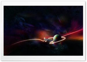 Creative Universe HD Wide Wallpaper for Widescreen