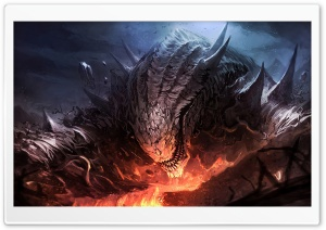 Creature HD Wide Wallpaper for Widescreen