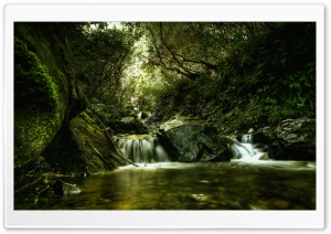 Creek HD Wide Wallpaper for Widescreen