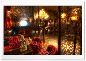 Crimson Lounge   Chicago HD Wide Wallpaper for Widescreen