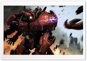 Crimson Typhoon HD Wide Wallpaper for Widescreen