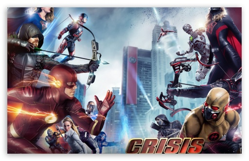 Crisis On Earth X Arrowverse Crossover 2017 ❤ 4K UHD Wallpaper for Wide 16:10 5:3 Widescreen WHXGA WQXGA WUXGA WXGA WGA ; 4K UHD 16:9 Ultra High Definition 2160p 1440p 1080p 900p 720p ; Mobile 5:3 16:9 - WGA 2160p 1440p 1080p 900p 720p ;