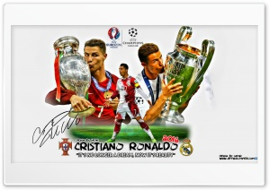 CRISTIANO RONALDO 2016 HD Wide Wallpaper for Widescreen