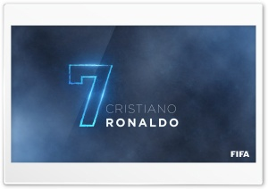 Cristiano Ronaldo HD Wide Wallpaper for Widescreen