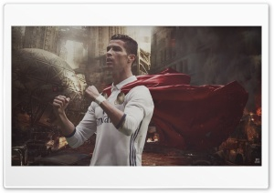 Cristiano Ronaldo HD Wide Wallpaper for 4K UHD Widescreen desktop & smartphone